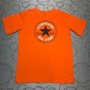 Converse Boys T-Shirt Orange Size XL